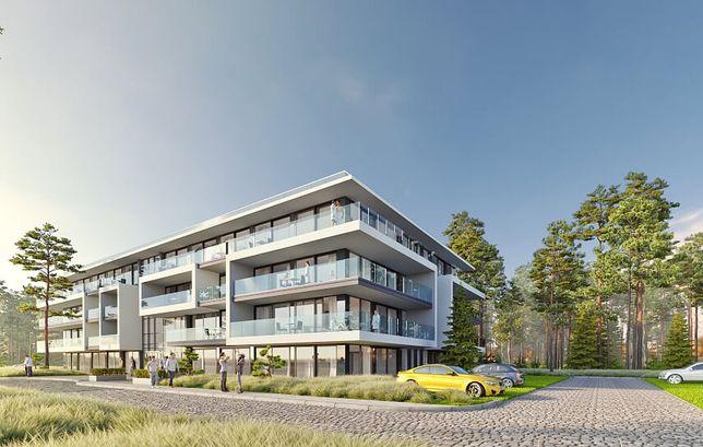 Mielno luksusowe apartamenty Unieście Koszalin parking + wykończenie
