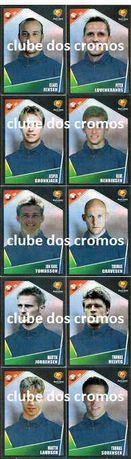Mini Cromos Euro 2004