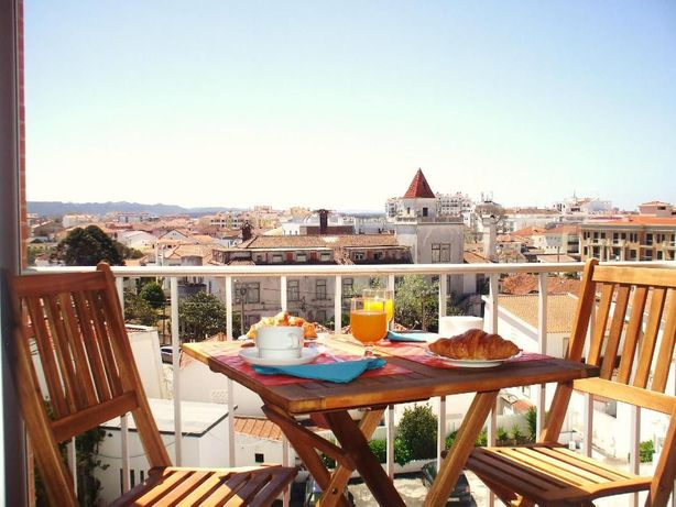 Apartamento T0 Com Piscina em São Martinho do Porto