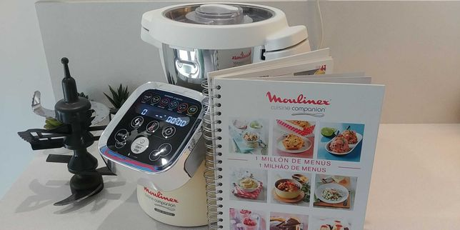 Moulinex Cuisine Companion - Robot de Cozinha - Type HF800