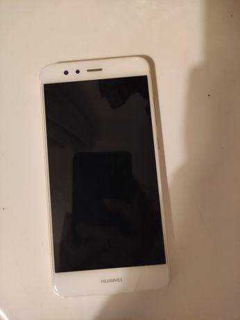 Huawei p10 lite biały zbita szybka