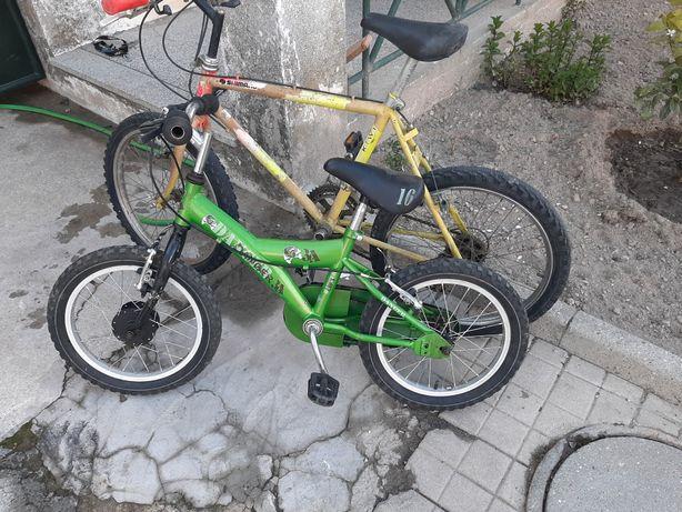 Vendo ou troco  bicicletas