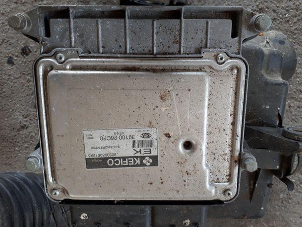Sterownik silnika komputer Kia Rio 1.4 benzyna