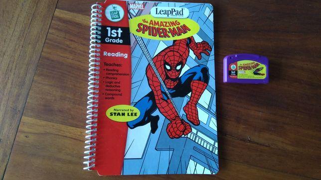 LeapPad Spider- Man, nauka angielskiego od Leap Frog