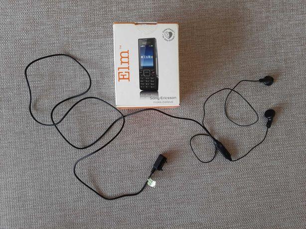 Słuchawki Sony Ericsson Elm J10i2 Nowe