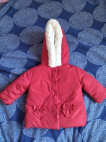 Дитяче пальтішко