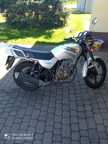 Motocykl Romet K 125 Fi