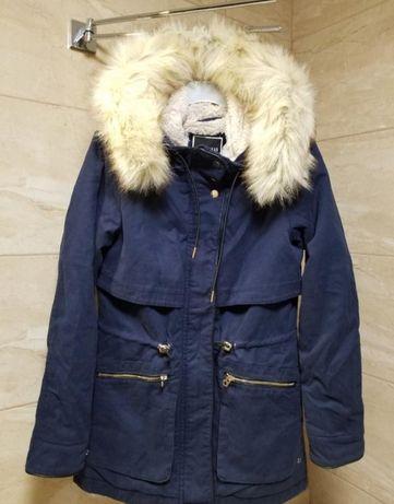Парка куртка зимняя осенняя от Jennyfer