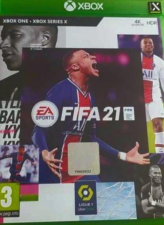 Gra FIFA 21  XBOX ONE okazja !