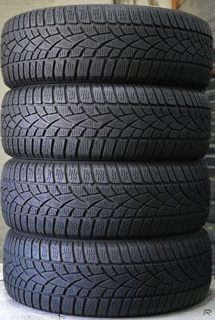 Шины б/у зима 235/65R17 Dunlop SP Winter Sport 3D (Склад резины)