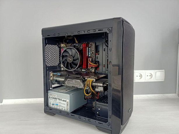 Игровой компьютер (системный блок_ПК)/Intel i5/8Gb/Gtx770/SSD120+HDD1T