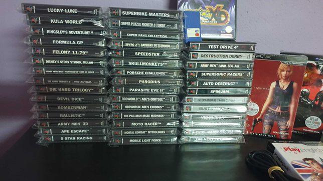 Ps1 42 Jogos PlayStation1