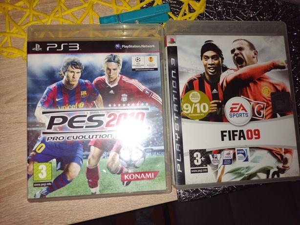 2gry na.ps.3 FIFA i.pes