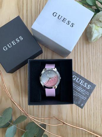 Женские часы Guess Swarovski 42mm, новые