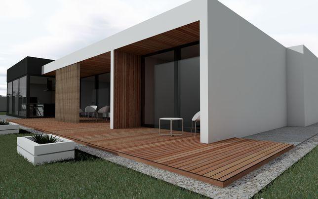 Разработка проектов частных домов. Интерьеры, планировки.