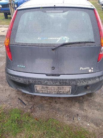 Fiat Punto II zderzak tył