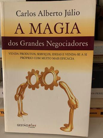 A Magia dos Grandes Negociadores