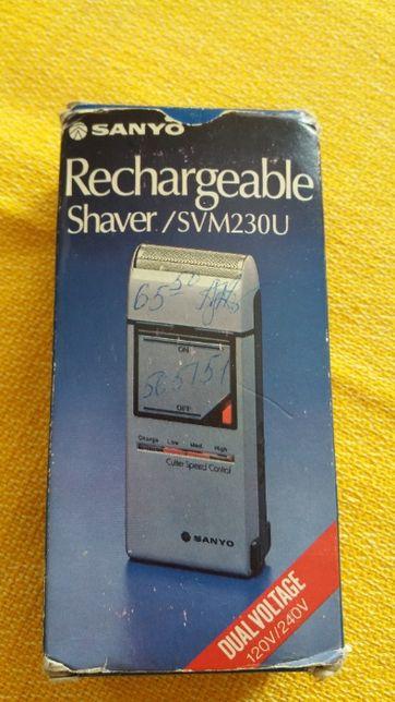 Продам бритву на батарейках rechargeable Shawer /SVM23OU Япония.