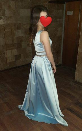 Шикарное вечернее ( выпускное) платье.