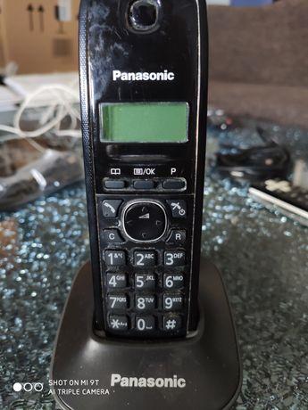 Telefon stacjonarny bezprzedowody Panasonic