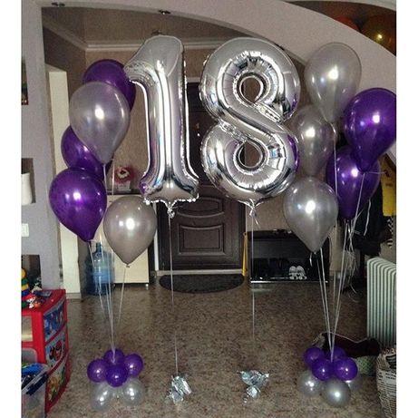 Воздушные, гелевые, фольгированные шары 0721615251