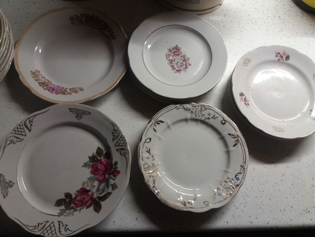 Тарелки, посуда, кухонная утварь