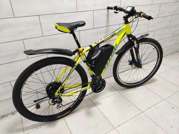 Электровелосипед 500Вт, 16Ач, 48 Вольт батареи хватает на 60-80км