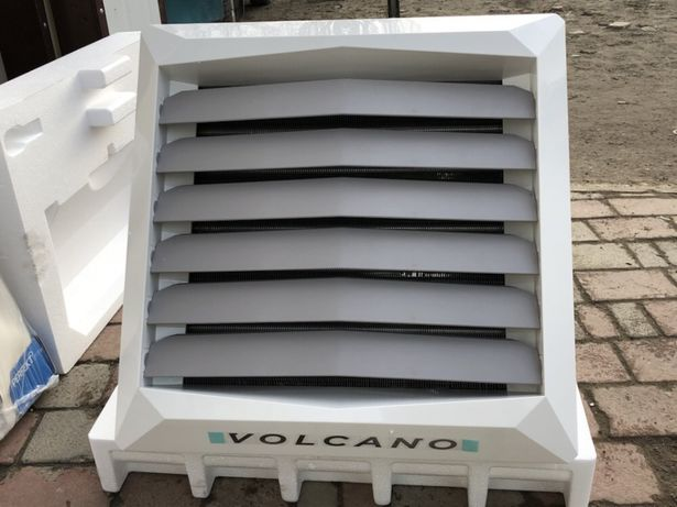 Тепловентилятор Volcano VR1 - 5-30 кВт