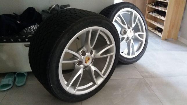 """Koła Porsche 5x130 oryginał niemcy OKAZJA 18 """""""