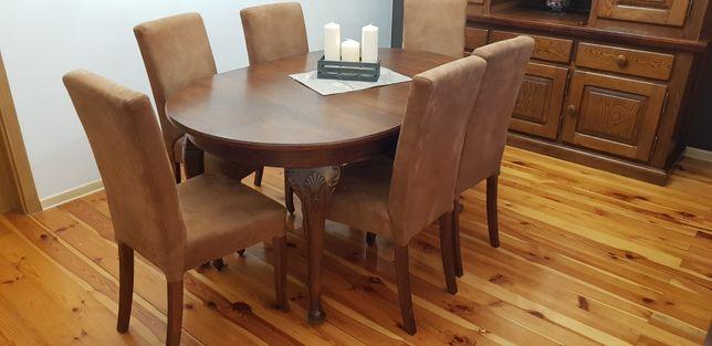 Zabytkowy stoł
