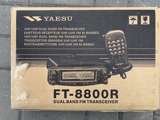 Радиостанция Yaesu FT-8800R 20000 рублей