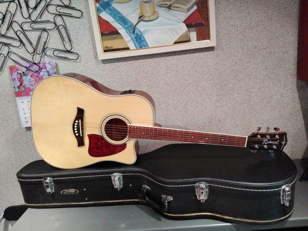 Richwood Artist RD-17-CE i Hard CASE Gitara elektroakustyczna NOWA !!