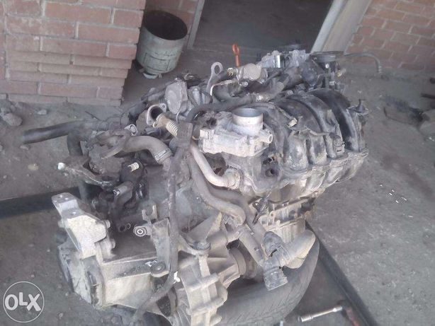 skoda octavia a5 двигатель FSI 1.6 BLF
