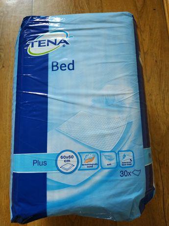 Одноразовые пеленки Tena bed plus 60x60, 60x90