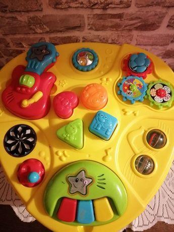 Stoliczek edukacyjny zabawka interaktywna wysylka