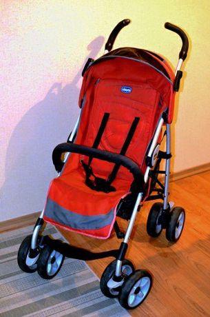 Прогулочная коляска трость Chicco Multiway б/у