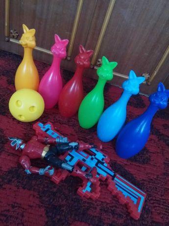 Распродажа игрушок