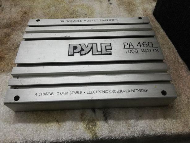 Amplificador PYLE PA 460
