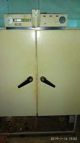 Шкаф для стерилизации шсс-500п