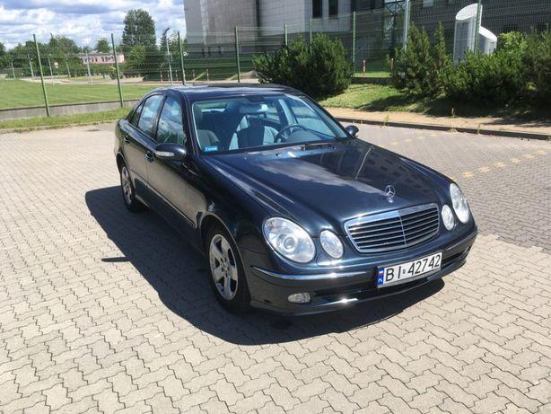 Mercedes Benz E W211 Avantgarde 2.7 CDI