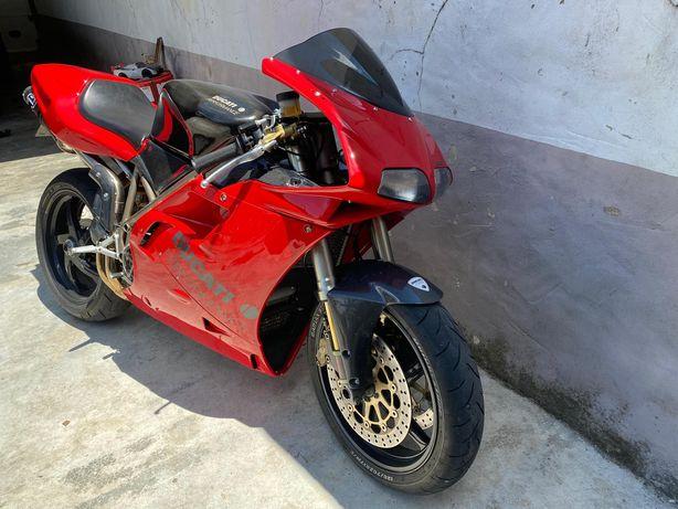 Ducati 748 de 1997