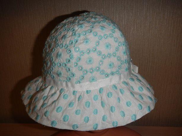 Панама tu р.44см(3-6 мес) шляпа