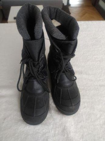 Buty Męskie śniegowce rozm. 42, dł wkładki 26,5 cm