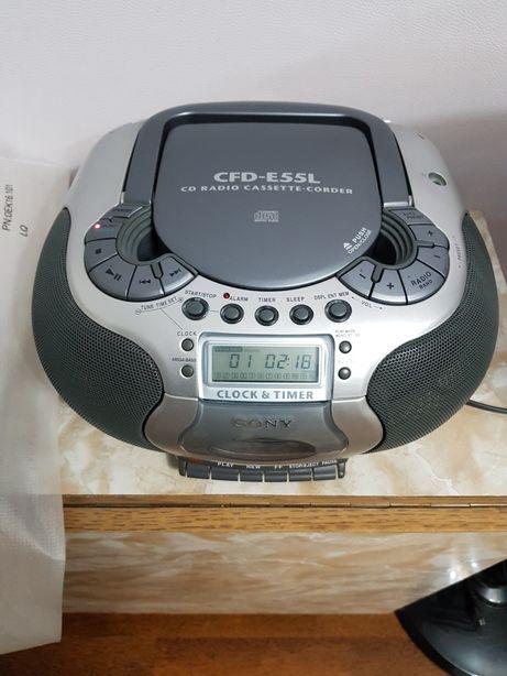 Аудио магнитола SONY (radio, CD, кассета)