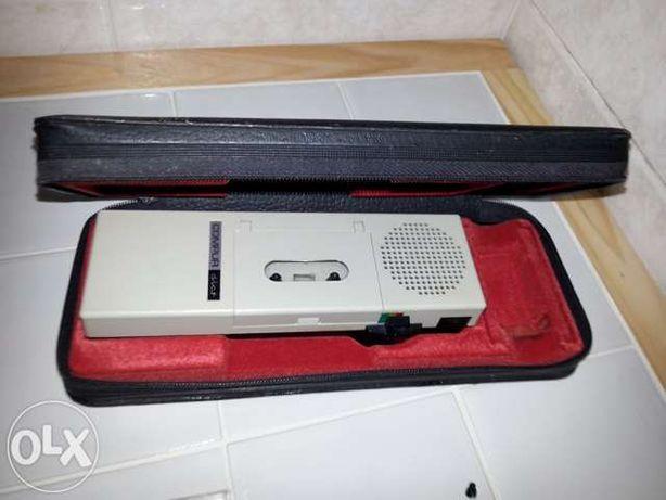 Dictafone vintage e raro