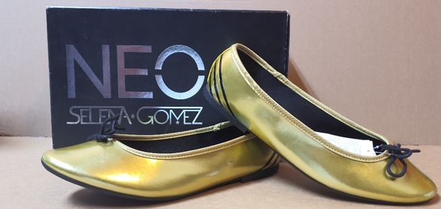 Adidas NEO Selena Gomez Baleriny r.38