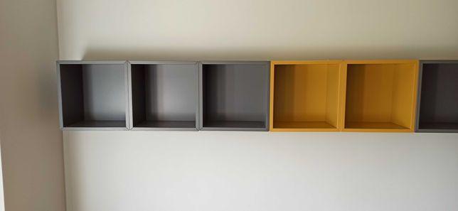 Ikea eket system szafek, półek 10 szt.
