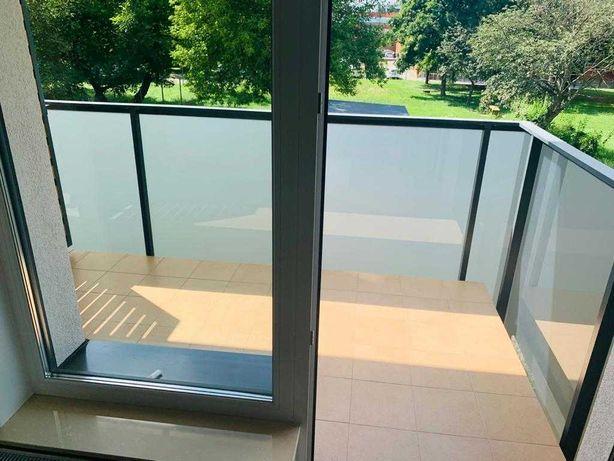 Wynajmę nowe mieszkanie 42m2, balkon, umeblowane