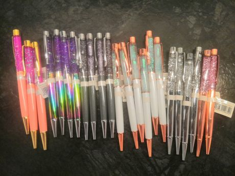 Długopis z kryształami Soxo