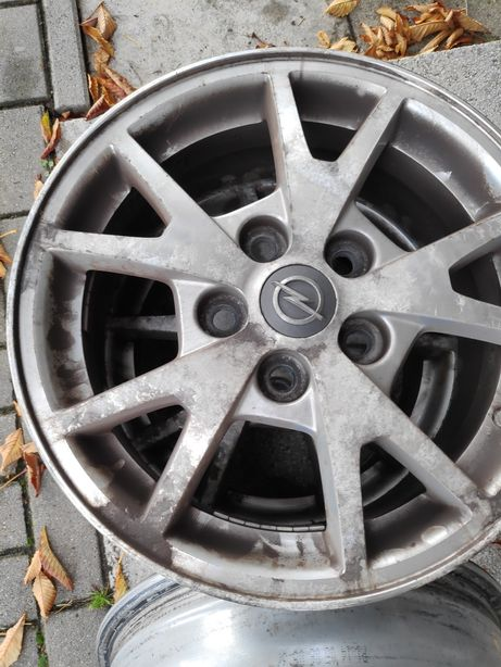 Felgi aluminiowe oryginalne Opel Insignia 16 cali 5x120
